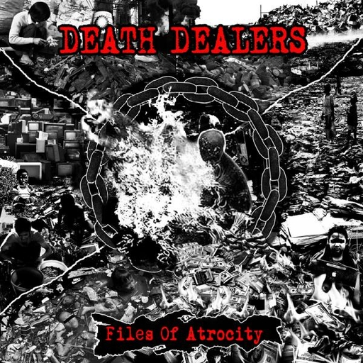 DEATH DEALERS - Files Of Atrocity CD