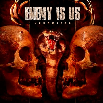ENEMY IS US - Venomized CD