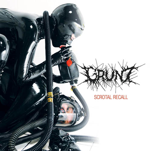 GRUNT - Scrotal Recall CD