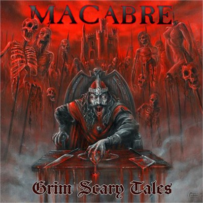 MACABRE - Grim Scary Tales CD