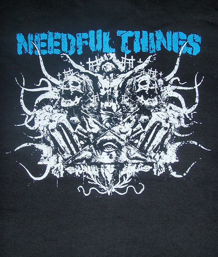 NEEDFUL THINGS - Needful TS