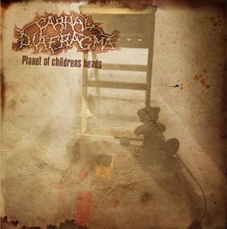 CARNAL DIAFRAGMA - Planet Of Children´s Heads CD