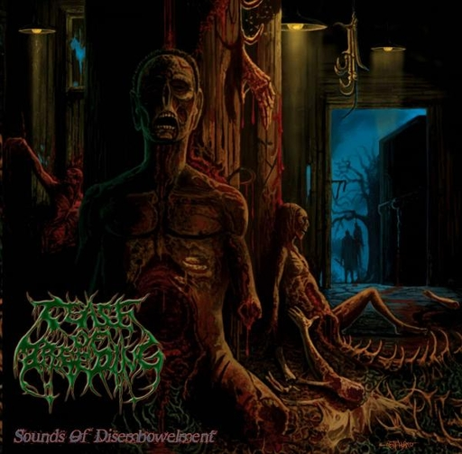 CEASE OF BREEDING - Sounds Of Disembowelment CD