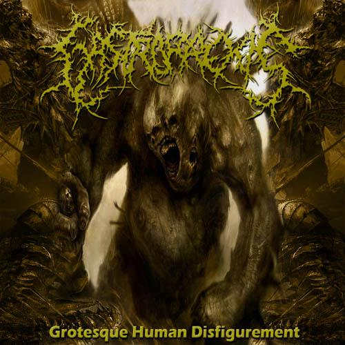 GASTORREXIS - Grotesque Human Disfigurement CD