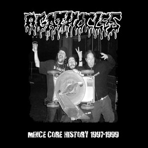 AGATHOCLES - Mince Core History 1997 - 1999 CD