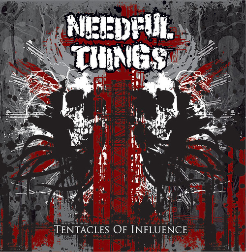 NEEDFUL THINGS - Tentacles Of Influence LP