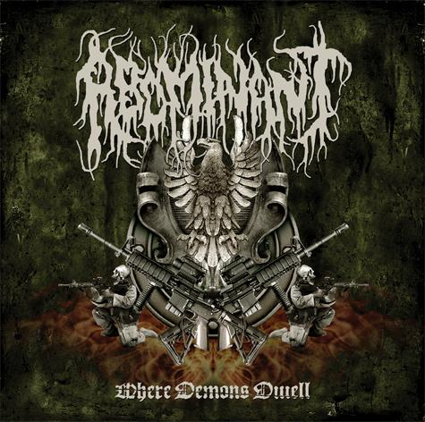 ABOMINANT - Where Demons Dwell CD
