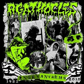 AGATHOCLES - Angry Anthems CD