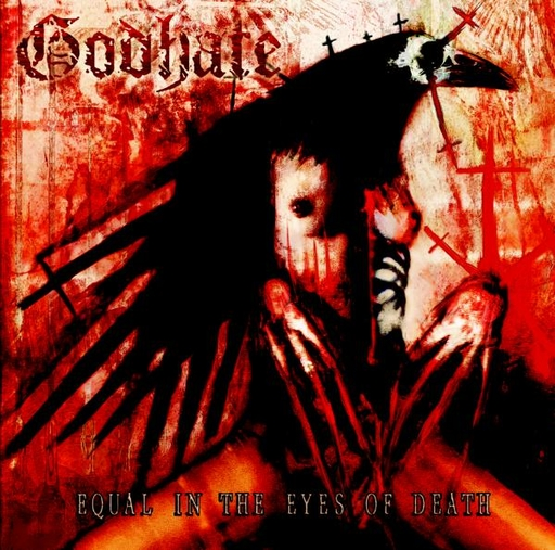 GODHATE - Equal In The Eyes Of Death CD