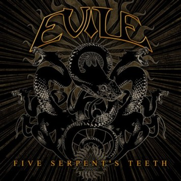 EVILE - Five Serpent´s Teeth CD