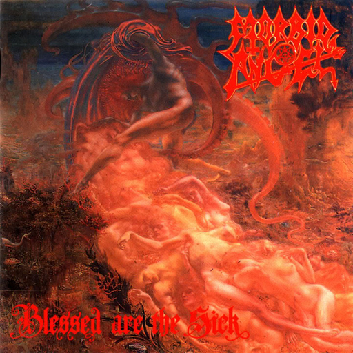 MORBID ANGEL - Blessed Are The Sick Digipack CD