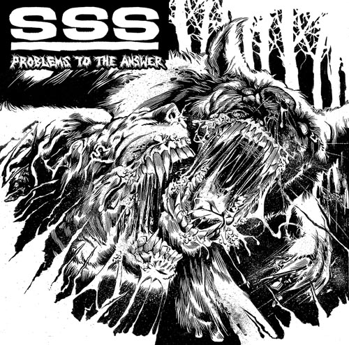 SSS - Problems To The Answer CD