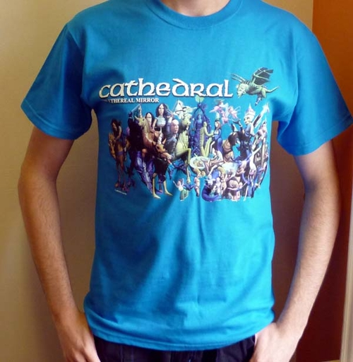 CATHEDRAL - The Ethereal Mirror TS