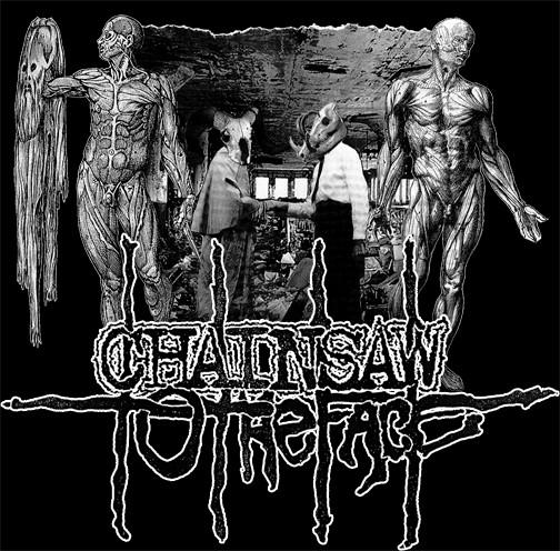 CHAINSAW TO THE FACE - Agonizing Pain & Perpetual Misery CD