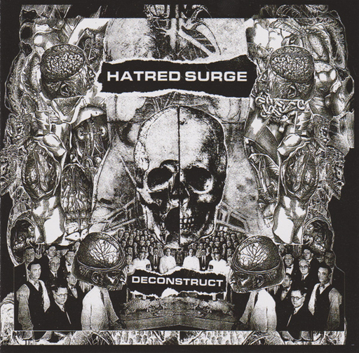 HATRED SURGE - Collection 2008 - 2009 CD