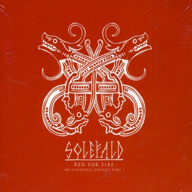 SOLEFALD - Red For Fire CD