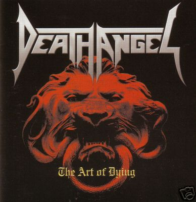 DEATH ANGEL - The Art Of Dying CD