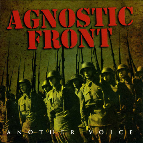 AGNOSTIC FRONT - Another Voice CD