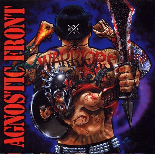 AGNOSTIC FRONT - Warriors CD