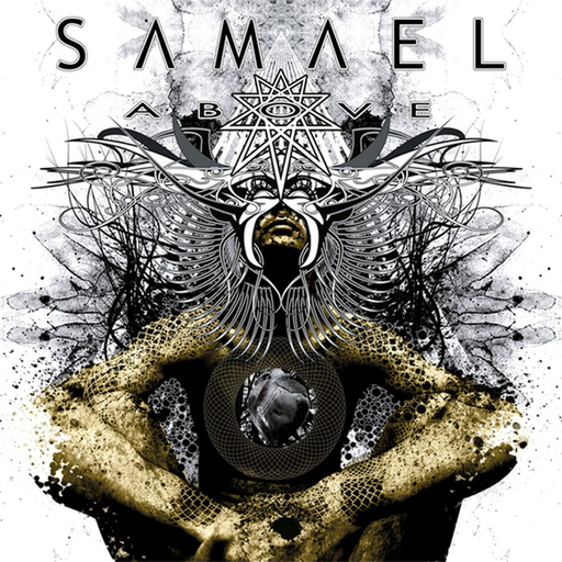 SAMAEL - Above CD