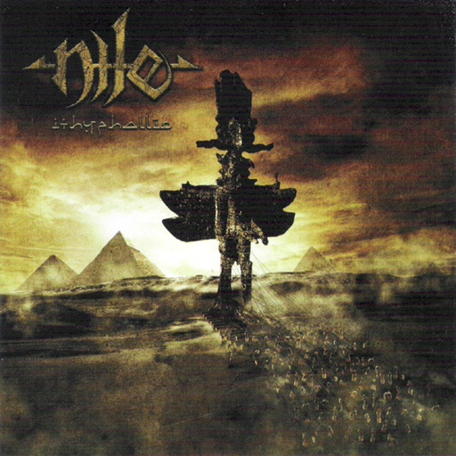 NILE - Ithyphallic CD
