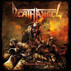 DEATH ANGEL - Relentless Retribution CD