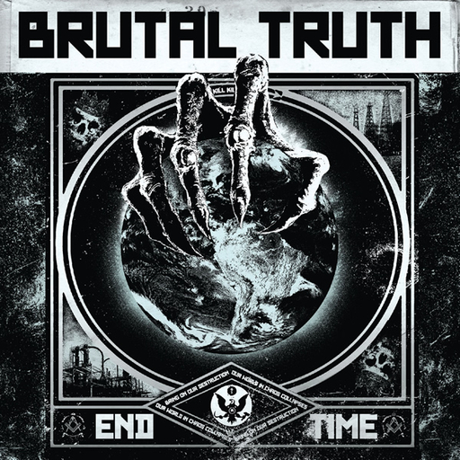 BRUTAL TRUTH - End Time CD