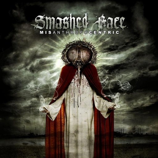 SMASHED FACE - Misanthropocentric CD