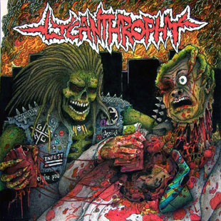 LYCANTHROPHY - s/t CD