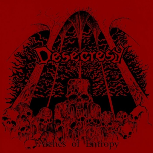 DESECRESY - Arches of Entropy CD