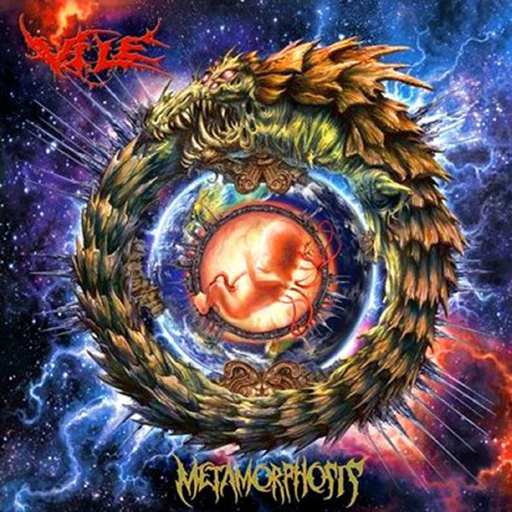 VILE - Metamorphosis CD