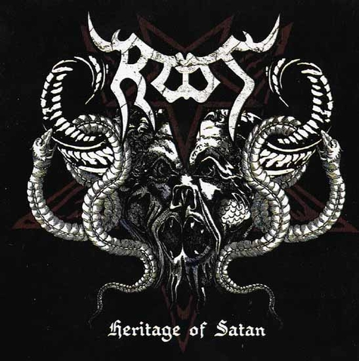 ROOT - Heritage Of Satan CD