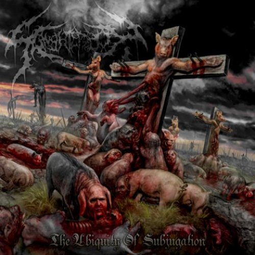 SLAUGHTERBOX - The Ubiquity Of Subjugation CD