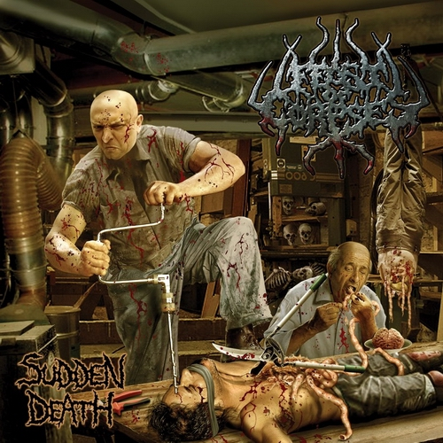 FEAST OF CORPSES - Sudden Death CD