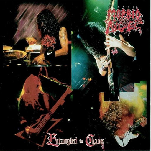 MORBID ANGEL - Entangled In Chaos CD
