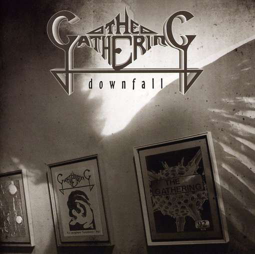 THE GATHERING - Downfall 2xCD