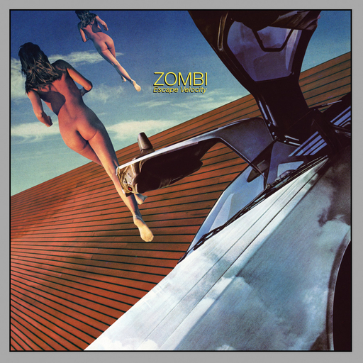 ZOMBI - Escape Velocity CD