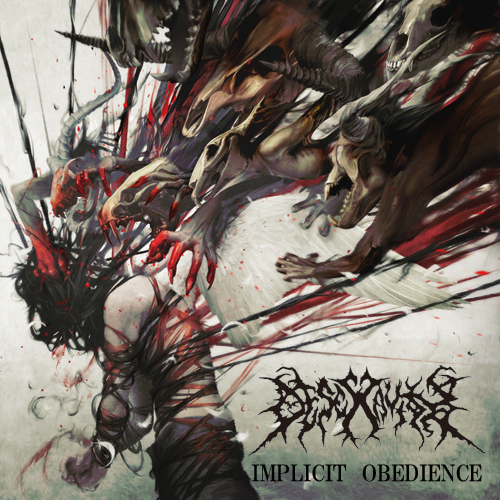 DESECRAVITY - Implicit Obedience CD