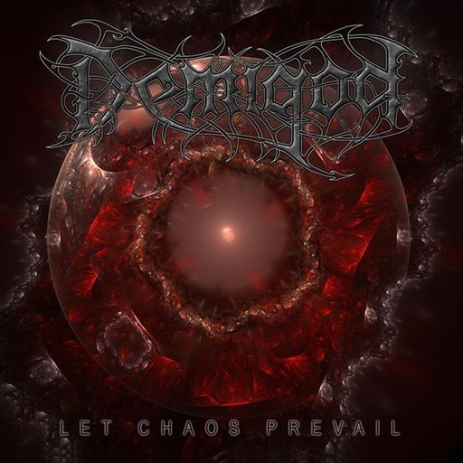 DEMIGOD - Let Chaos Prevail CD