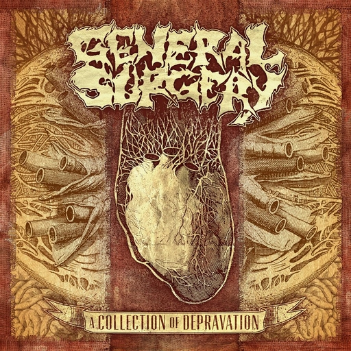 GENERAL SURGERY - A Collection of Depravation CD
