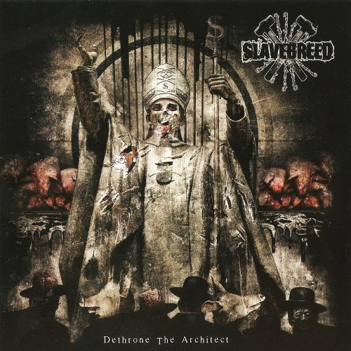 SLAVEBREED - Dethrone The Architect CD