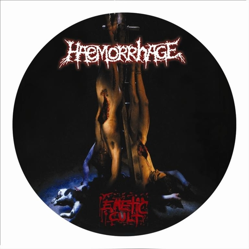 HAEMORRHAGE - Emetic Cult pic LP