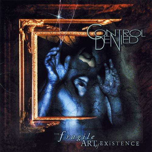 CONTROL DENIED - Fragile Art of Existence 2xCD