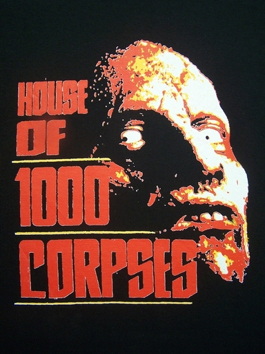 HOUSE OF 1000 CORPSES - TS