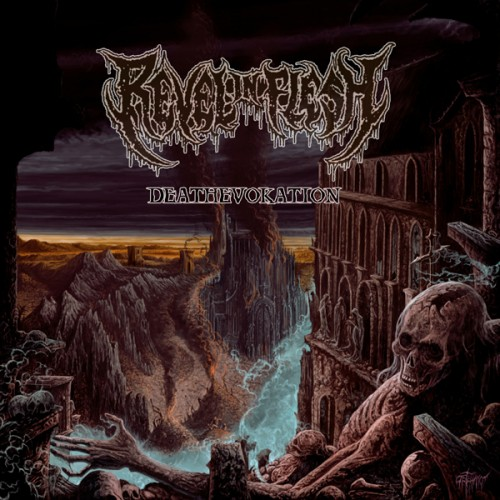 REVEL IN FLESH – Deathevokation CD