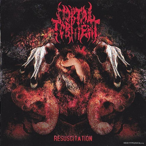 MORTAL TORMENT - Resuscitation CD