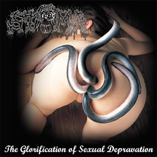 STOMA - The Glorification of Sexual Depravation CD
