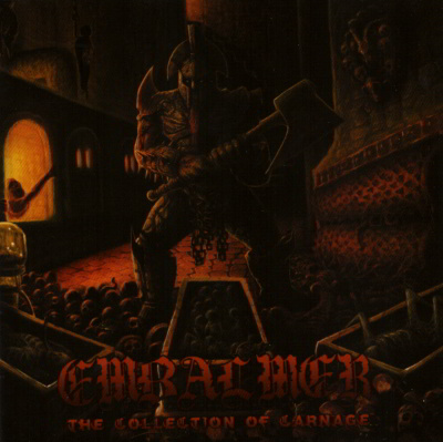 EMBALMER - The Collection Of Carnage 2xCD