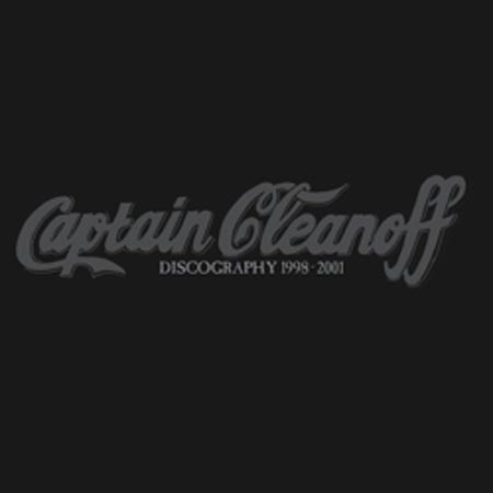 CAPTAIN CLEANOFF – Discography 1988 -2001 CD