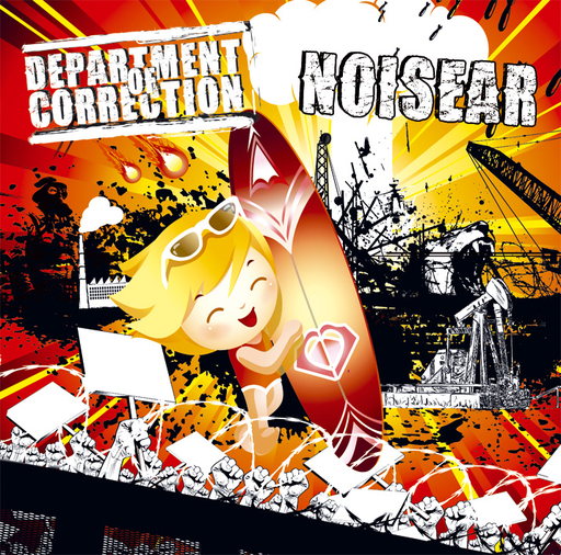 NOISEAR/ DEPARTMENT OF CORRECTION split CD